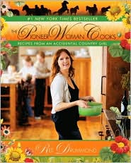 The Pioneer Woman Cooks: Recipes from an Accidental Country Girl by Ree Drummond: NOOK Book Cover