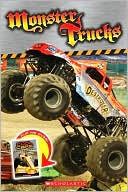Monster Trucks and Cool Cars Flip Book by Scholastic, Inc. Staff: Book Cover
