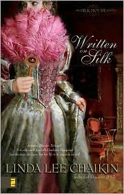 Written on Silk by Linda Lee Chaikin: Book Cover