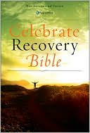 Celebrate Recovery Bible by Zondervan: Book Cover
