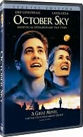 October Sky with Jake Gyllenhaal