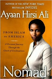 Nomad by Ayaan Hirsi Ali: Book Cover