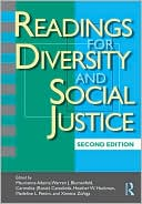 Readings for Diversity and Social Justice by Maurianne Adams: Book Cover
