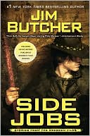 Side Jobs by Jim Butcher: Book Cover