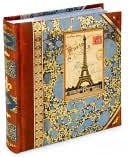 Eiffel Tower Foiled Two Up Photo Album by Punch Studio: Product Image