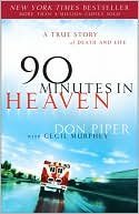 90 Minutes in Heaven by Don Piper: Book Cover