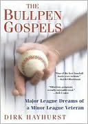 The Bullpen Gospels by Dirk Hayhurst: CD Audiobook Cover