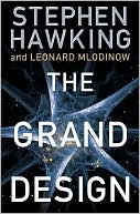 The Grand Design by Stephen Hawking: Book Cover