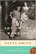 Joy in the Morning by Betty Smith: Book Cover