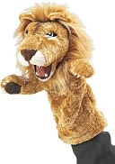 Lion Stage Puppet by Folkmanis: Product Image