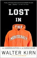 Lost in the Meritocracy by Walter Kirn: Book Cover