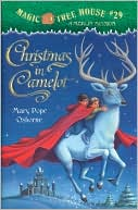 Christmas in Camelot (Magic Tree House Series #29) by Mary Pope Osborne: NOOK Book Cover
