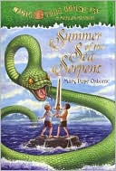 Summer of the Sea Serpent (Magic Tree House Series #31) by Mary Pope Osborne: NOOK Book Cover