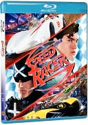 Speed Racer with Emile Hirsch