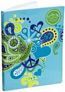 Jonathan Adler Blue Love Dove PVC Presentation Book (8.5x11) by Barnes & Noble: Product Image