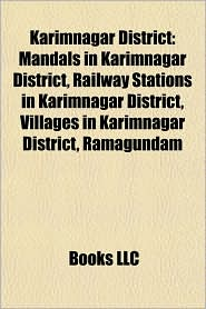 Karimnagar District Mandals | RM.