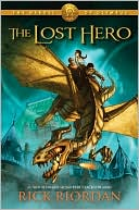 The Lost Hero (Heroes of Olympus Series #1) by Rick Riordan: Book Cover