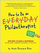 How to Be an Everyday Philanthropist by Nicole Boles: NOOK Book Cover