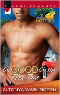As Good as the First Time (Kimani Romance Series) by AlTonya Washington: NOOK Book Cover