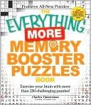 The Everything More Memory Booster Puzzles Book by Timmerman Charles: Book Cover