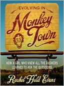 Evolving in Monkey Town by Rachel Held Evans: Audio Book Cover
