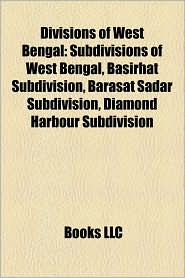 BARNES & NOBLE | Divisions of West Bengal: Subdivisions of West ...