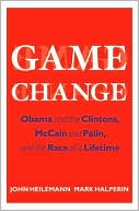 Game Change by John Heilemann: NOOK Book Cover