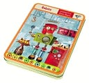 Robot Magnetic Tin by Galison Books: Product Image