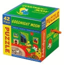 Goodnight Moon 42 Piece Puzzle by Galison Books: Product Image