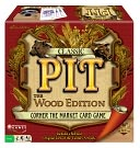 Classic Pit Wood Edition by Winning Moves: Product Image