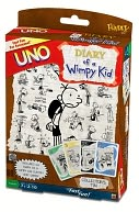 Diary of A Wimpy Kid UNO by Fundex: Product Image