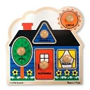 First Shapes Jumbo Knob by Melissa & Doug: Product Image