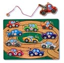 Tow Truck Magnetic Puzzle Game by Melissa & Doug: Product Image