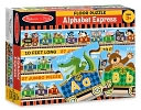 Alphabet Express Floor Puzzle by Melissa & Doug: Product Image