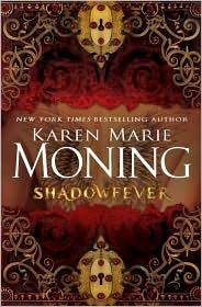 Shadowfever (Fever Series #5) by Karen Marie Moning: Book Cover