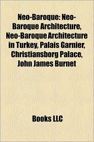 BARNES & NOBLE | Neo-Baroque: Neo-Baroque Architecture, Neo ...