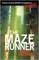 The Maze Runner (Maze Runner Series #1) by James Dashner: Book Cover
