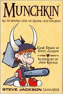 Munchkin 2010 printing by Jackson, Steve Games, Incorporated: Product Image