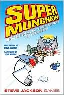 Super Munchkin 2010 edition by Jackson, Steve Games, Incorporated: Product Image