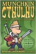 Munchkin Cthulhu 2010 printing by Jackson, Steve Games, Incorporated: Product Image
