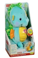 Fisher Price ocean wonders Soothe & Glow Seahorse by Fisher Price: Product Image