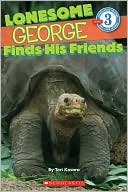 Lonesome George Finds His Friends by Victoria Kosara: Book Cover