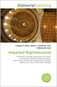 Imparted Righteousness John Wesley | RM.