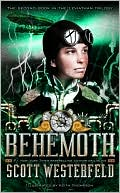 Behemoth by Scott Westerfeld: Book Cover