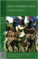 Canterbury Tales (Barnes & Noble Classics Series) by Geoffrey Chaucer: Book Cover