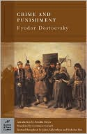 Crime and Punishment (Barnes & Noble Classics Series) by Fyodor Dostoevsky: Book Cover