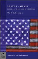 Leaves of Grass by Walt Whitman: Book Cover
