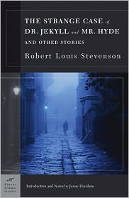 The Strange Case of Dr. Jekyll and Mr. Hyde and Other Stories (Barnes & Noble Classics Series) by Robert Louis Stevenson: Book Cover