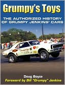 Grumpy's Toys by Doug Boyce: Book Cover