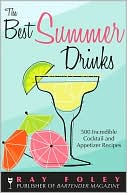 The Best Summer Drinks by Ray Foley: NOOK Book Cover